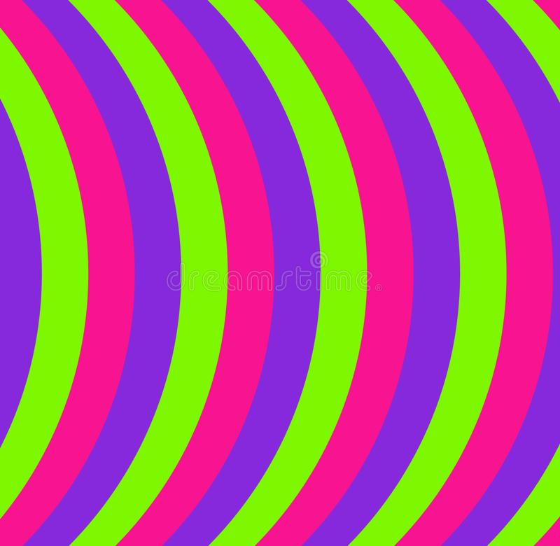 Free Plastic Pink Proton Purple Ufo Green Stripes Lines Curvy Zebra Geometric Abstract Background Vector Royalty Free Stock Image - 143706826