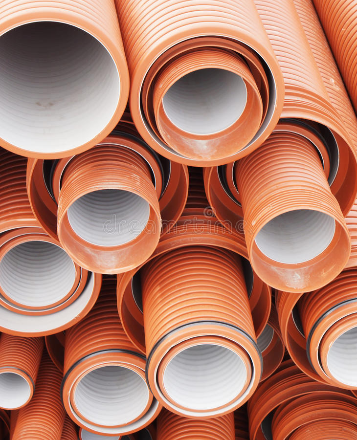 Download Plastic pipes stock image. Image of background, pipework - 32508817