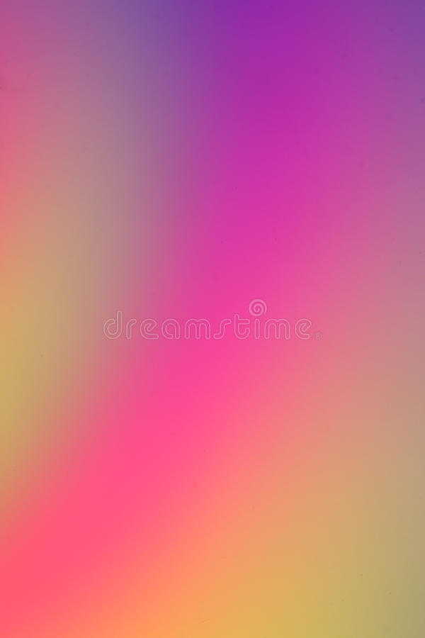 Plastic in polarized light royalty free stock photo