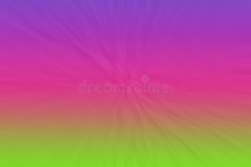 Plastic roze, Proton-purple en UFO groene kleur als achtergrond stock foto's