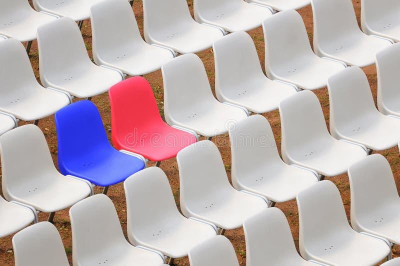 Download Plastic seats stock photo. Image of diagonal, horizontal - 11166882