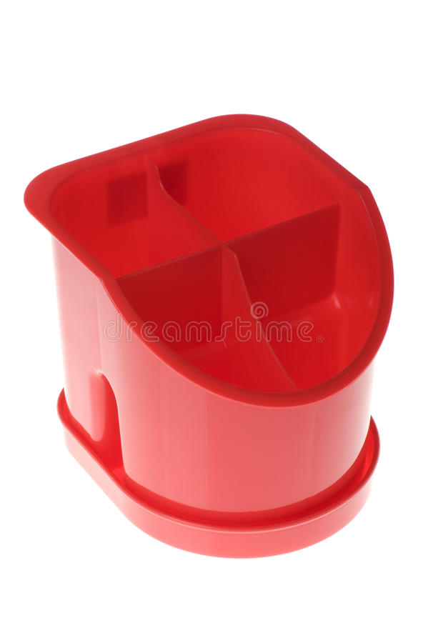 Download Plastic Support For Utensil Stock Photo - Image: 14854722
