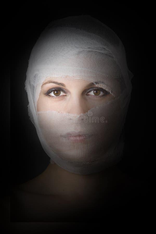 Plastic surgery stock photo