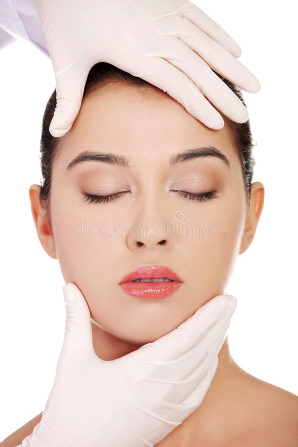 Download Plastic Surgery Concept. Royalty Free Stock Image - Image: 28208416