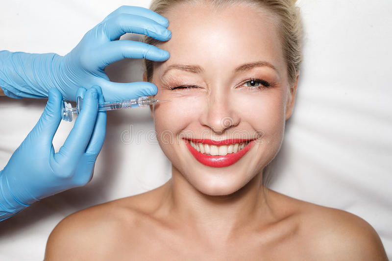 Plastic Surgery Concept royalty free stock photo