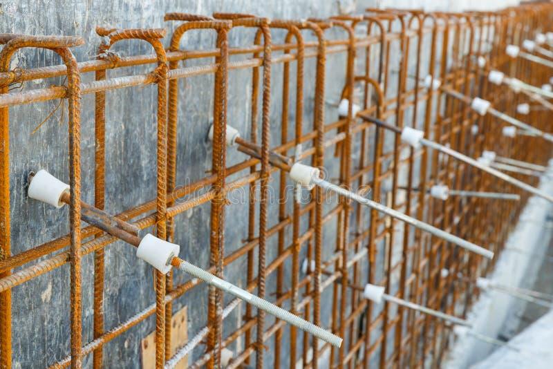 Plastic Tie Rod Cone For Concrete Wall Formwork Stock