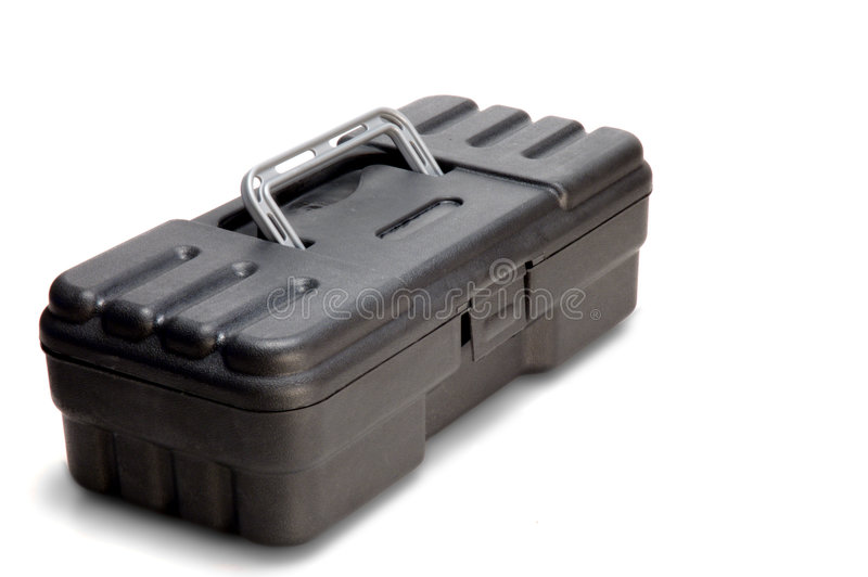 Download Plastic toolbox stock image. Image of improvement, tool - 2321699
