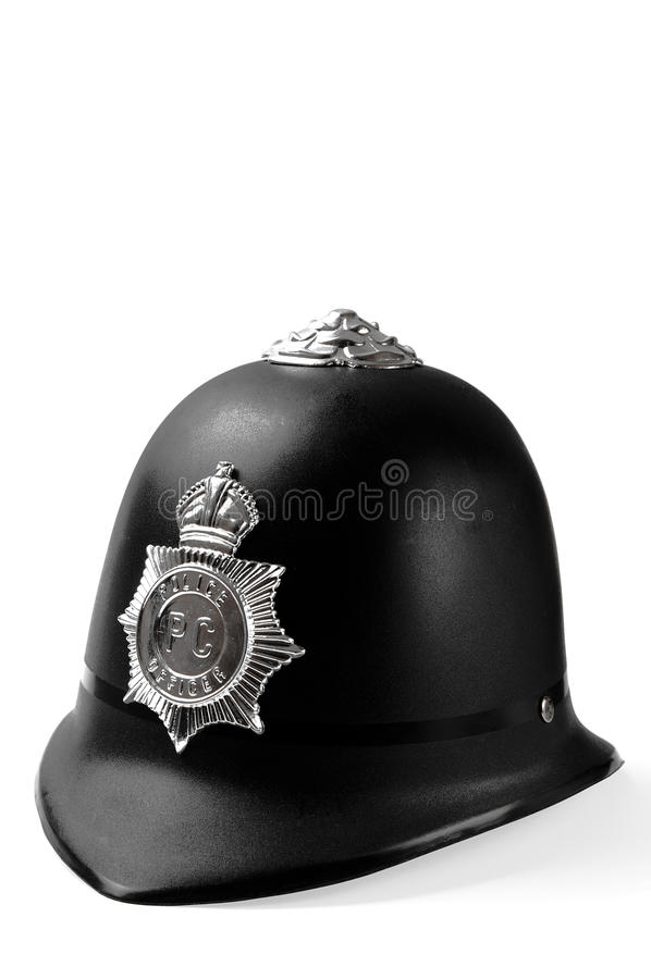 Download Plastic toy police helmet stock photo. Image of constable - 19904454