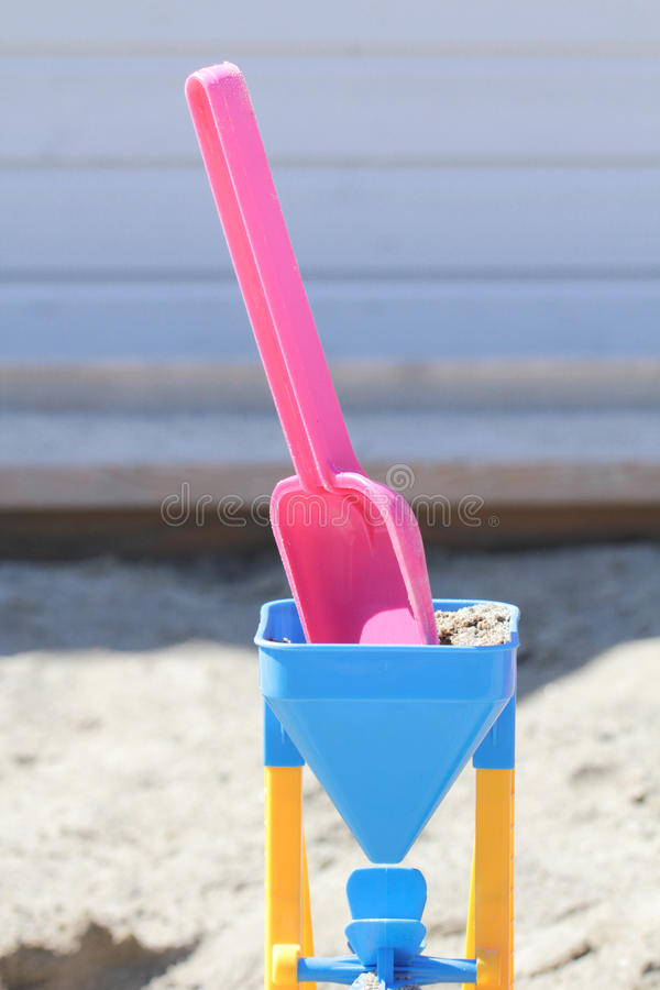 Download Plastic toys stock image. Image of bucket, playground - 25520023