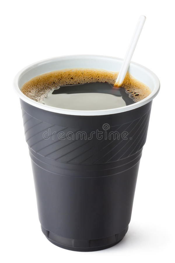 Download Plastic vending coffee cup stock photo. Image of coffe - 30840358