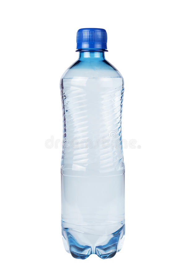 Download Plastic Water Bottle Isolated Stock Image - Image of clean, diet: 31860315