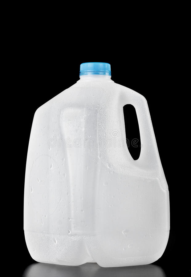 Download Plastic Water Bottle Of One Gallon Stock Photo - Image: 12864672