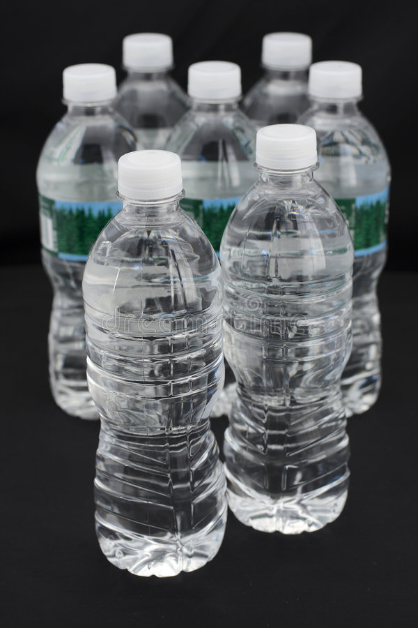 Download Plastic Water Bottles stock photo. Image of several, plastic - 3766584