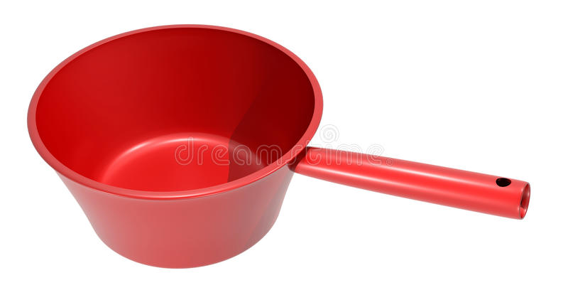 Plastic water container long handle stock photography