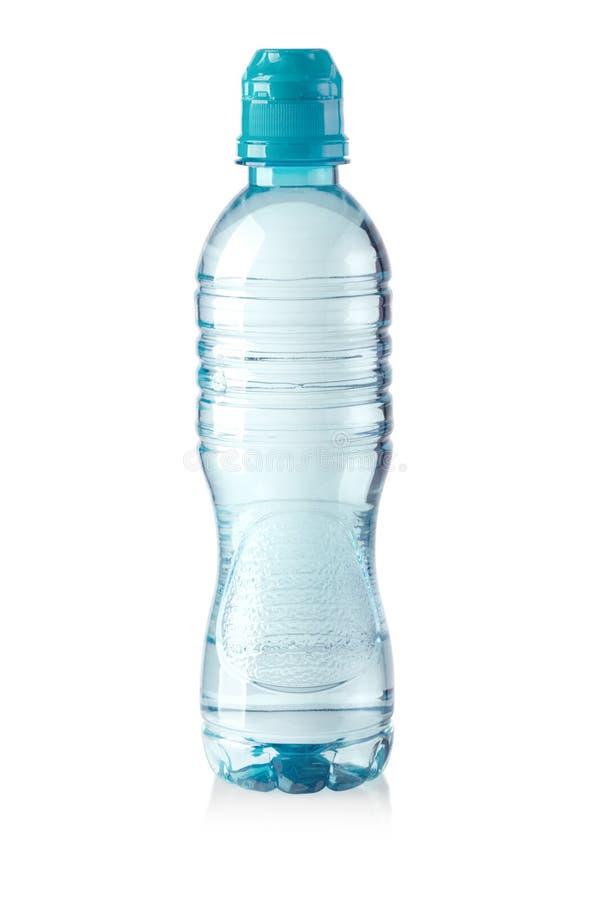 Plastic waterfles stock fotografie