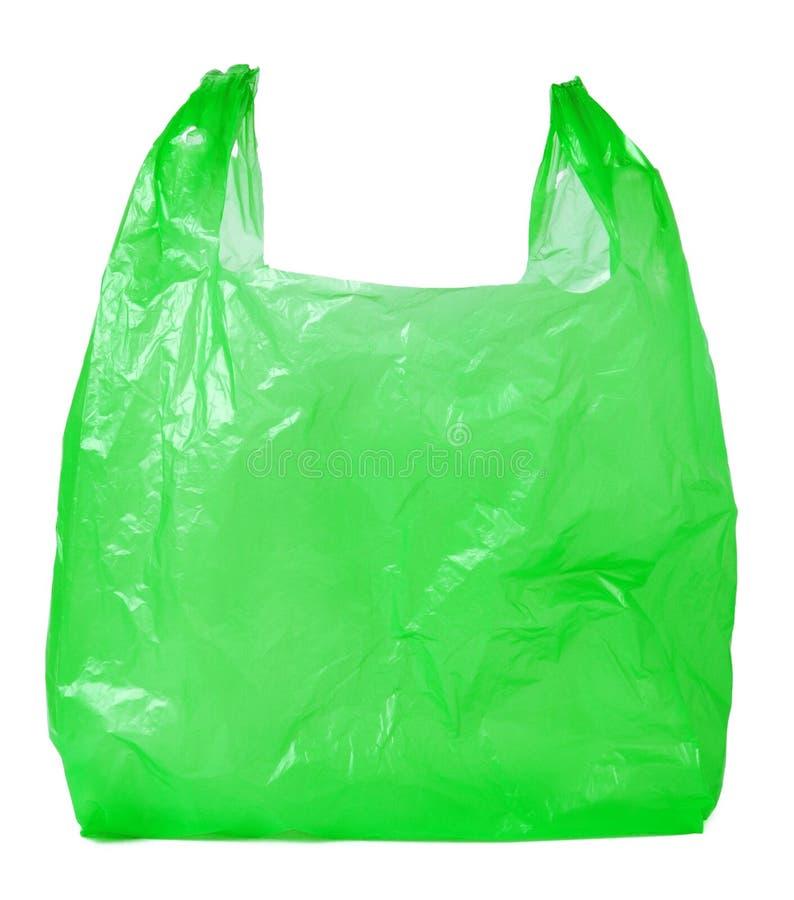 Plastic zak royalty-vrije stock fotografie