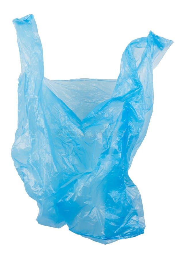 Plastica del sacchetto immagini stock libere da diritti