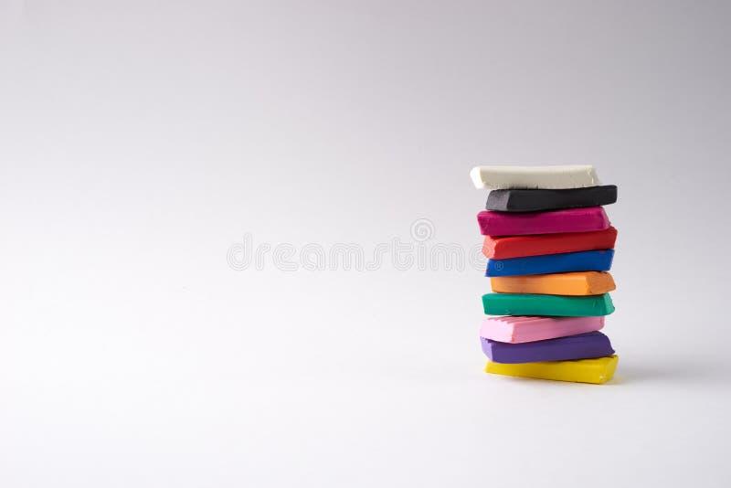 plasticine lizenzfreie stockbilder