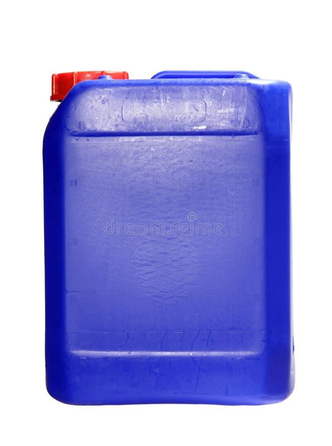 Plastikflasche lizenzfreie stockbilder