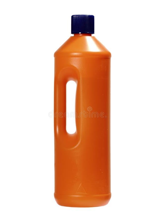 Plastikflasche lizenzfreies stockbild