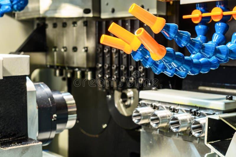 Plastikowa tubka dla ximpx coolant tnący narzędzie zdjęcia royalty free