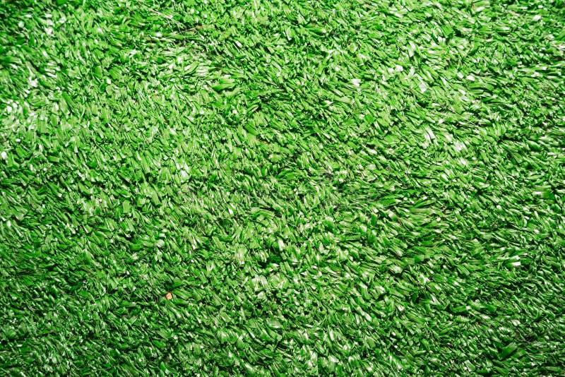 Plastikowy trawa dywan, astroturf obraz royalty free