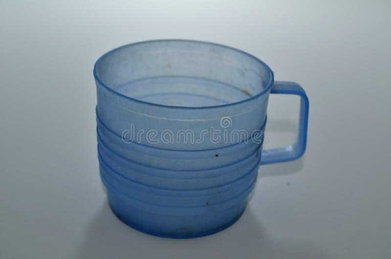 Plastikowy wodny dzbanek obrazy royalty free