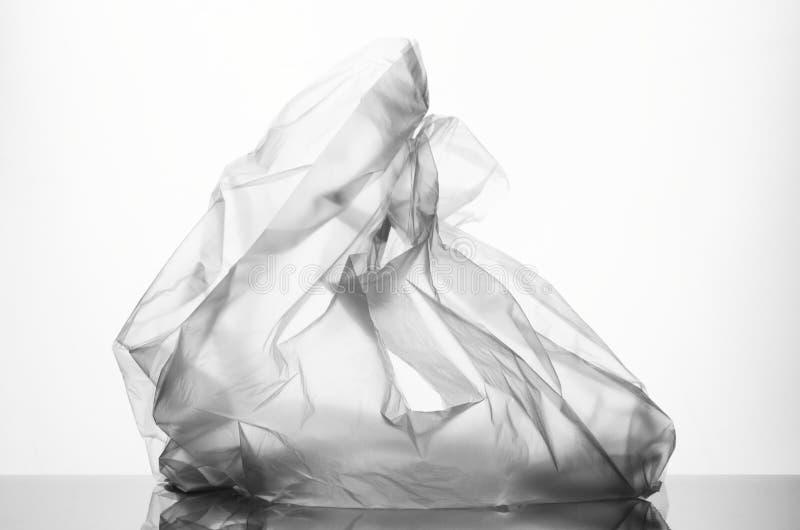 Plastikowy Worek obraz stock