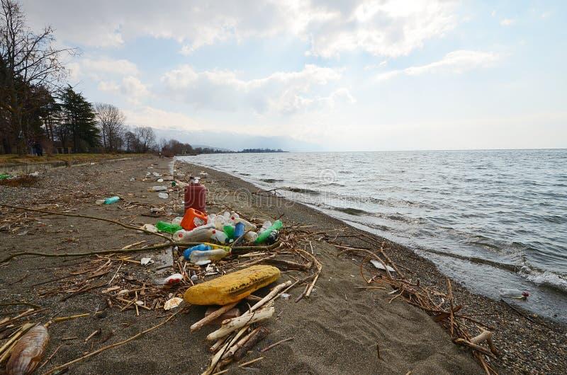 Plastikverschmutzung