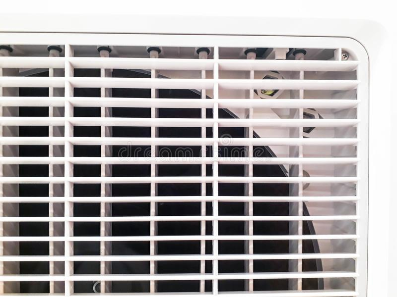 Plastique de ventilation d'air images libres de droits