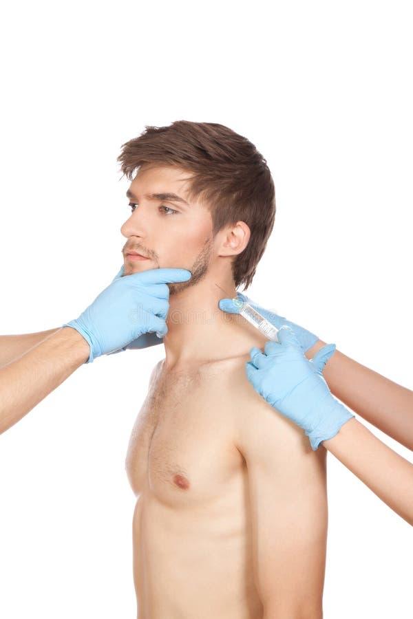 Plastische chirurgie stock afbeelding