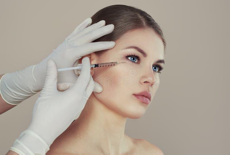 Plastische chirurgie royalty-vrije stock foto