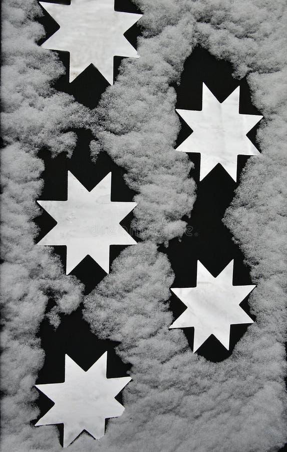 Plat de neige en métal avec des trous photo stock