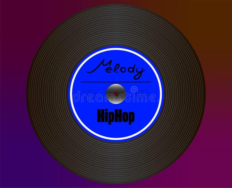 Plat HipHop photo stock