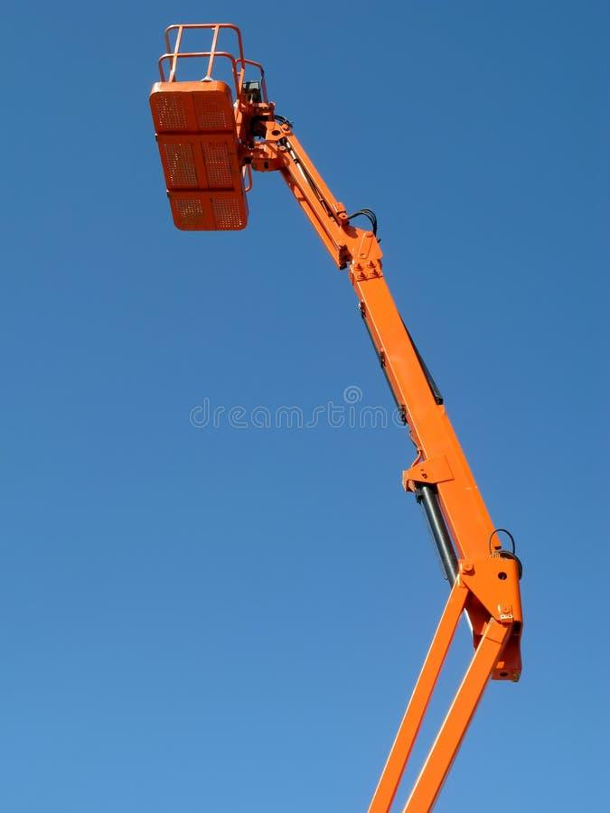 Plataforma alta da máquina desbastadora da cereja. fotos de stock