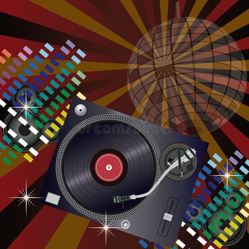 Download Plataforma giratória ilustração do vetor. Ilustração de arte - 12802352