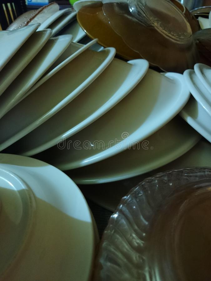 Plate royalty free stock images