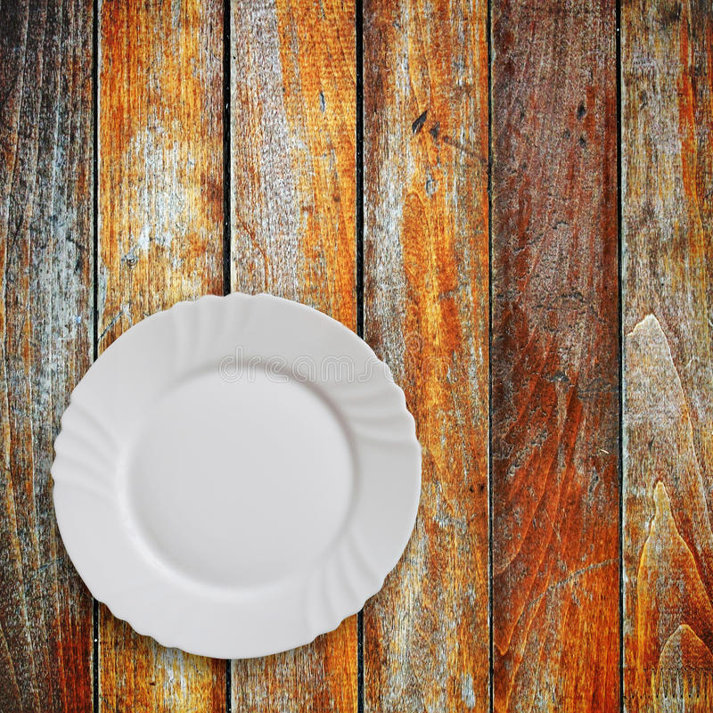 Download Plate fork and knife stock photo. Image of material, wood - 26571958