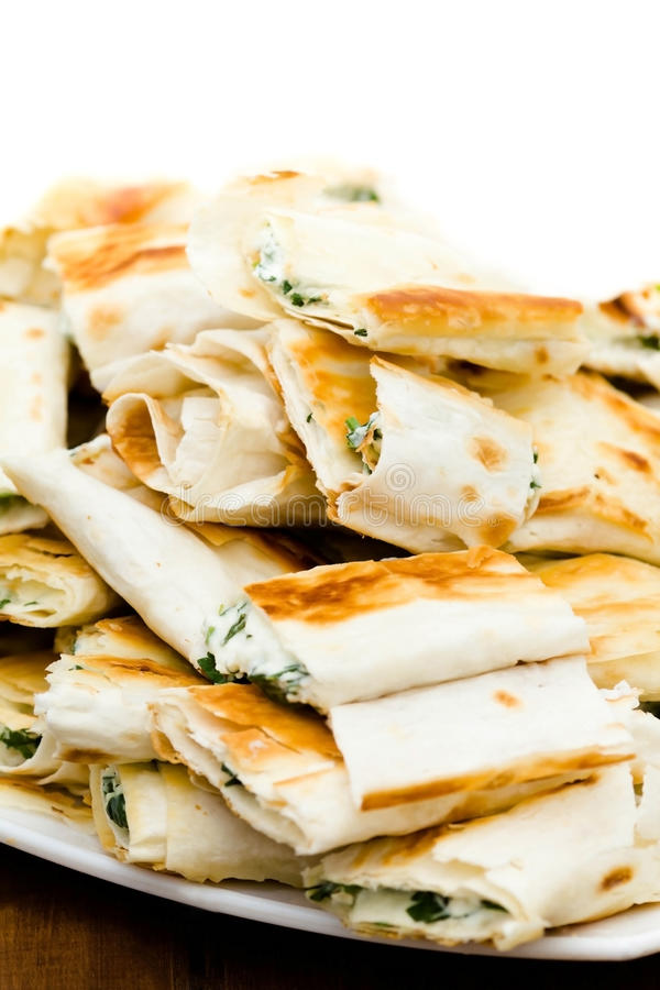 Plate of many fresh mini size sandwich appetizers royalty free stock photos