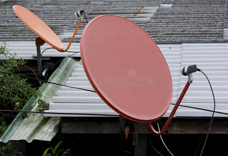 Download Plate signals stock photo. Image of satellited, blue - 40363756