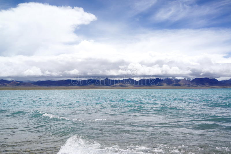 Plateau湖 库存图片