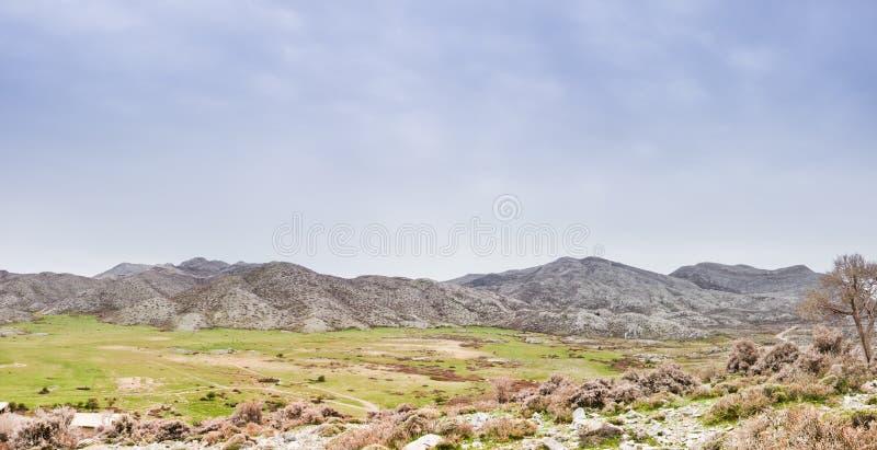Plateau di Nida immagine stock