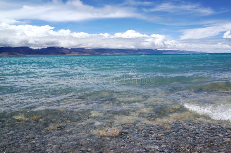 Plateau jezioro zdjęcie stock