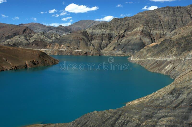 The Plateau Lake stock photos