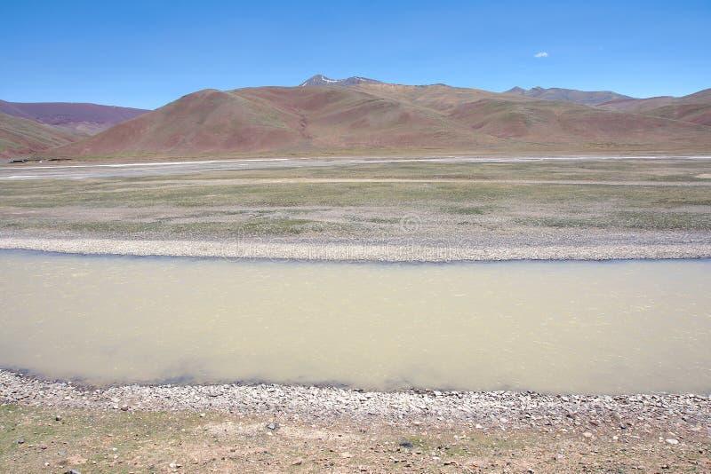 Plateau sceneria zdjęcia royalty free