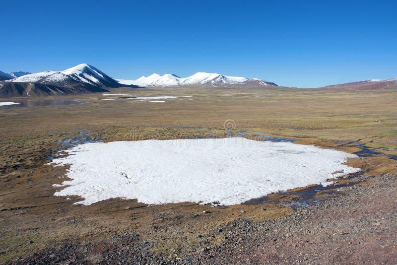 Plateau sceneria zdjęcie stock