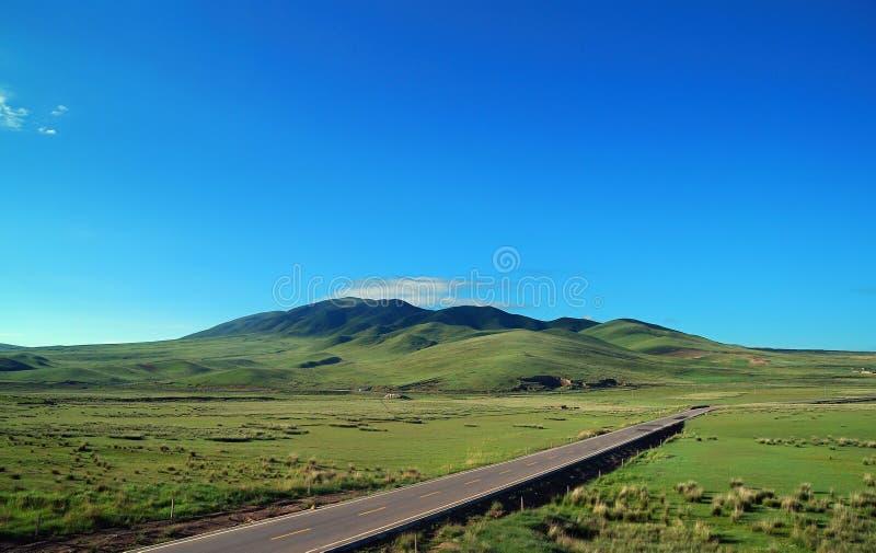 plateau sceneria zdjęcia stock