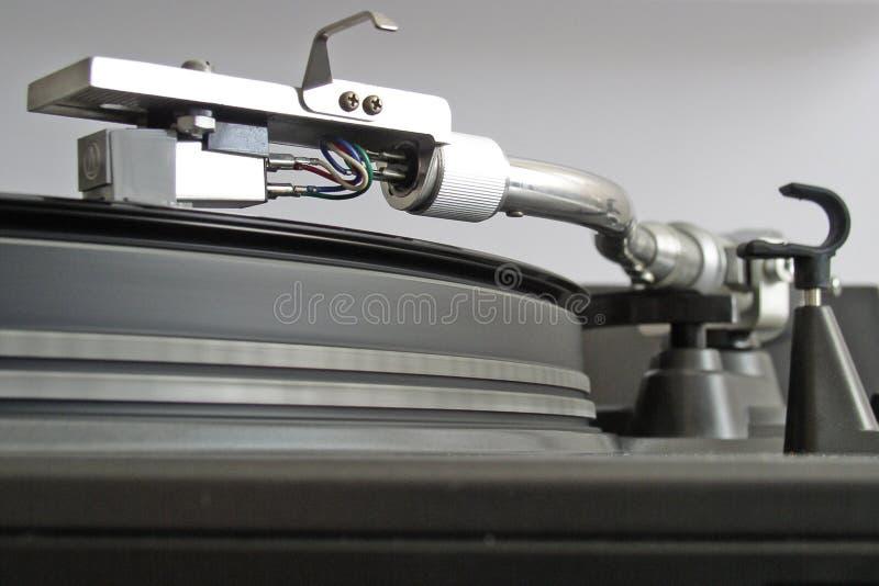 Plateau tourne-disques photographie stock