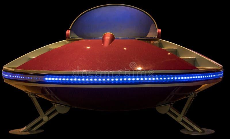 Platillo volante imagen de archivo