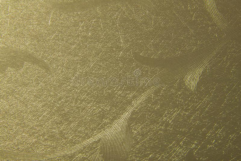Platina bonita com fundo da prata e dos ramos fotos de stock